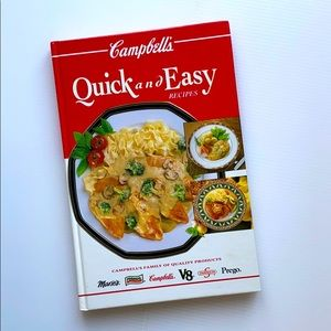 Cookbook: Campbell's Quick and Easy